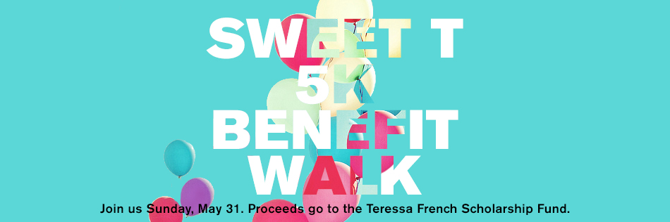 Sweet T 5k Benefit Walk