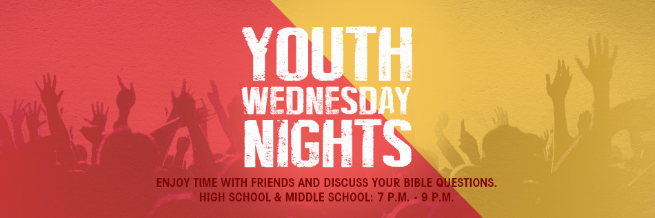 Youth Wednesdays