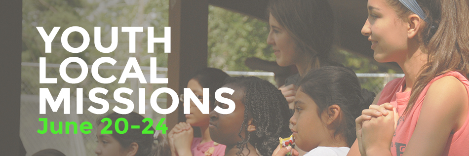 Youth Local Missions