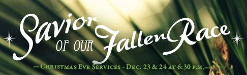 Christmas Eve Services