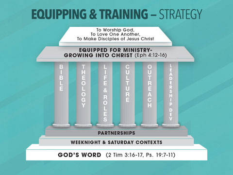 Equipping and Training Strategy