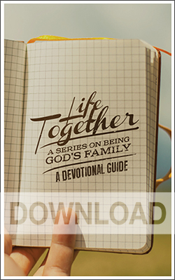 Life Together Devotional Guide
